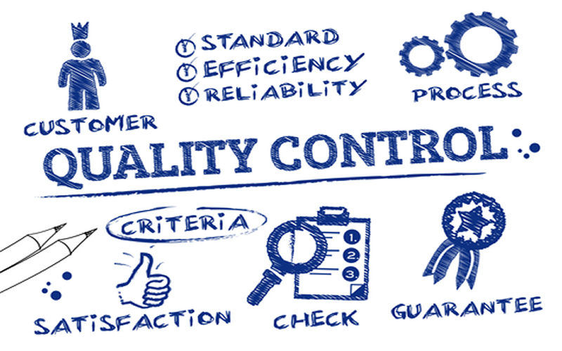 quality controls3 - ISO Certified