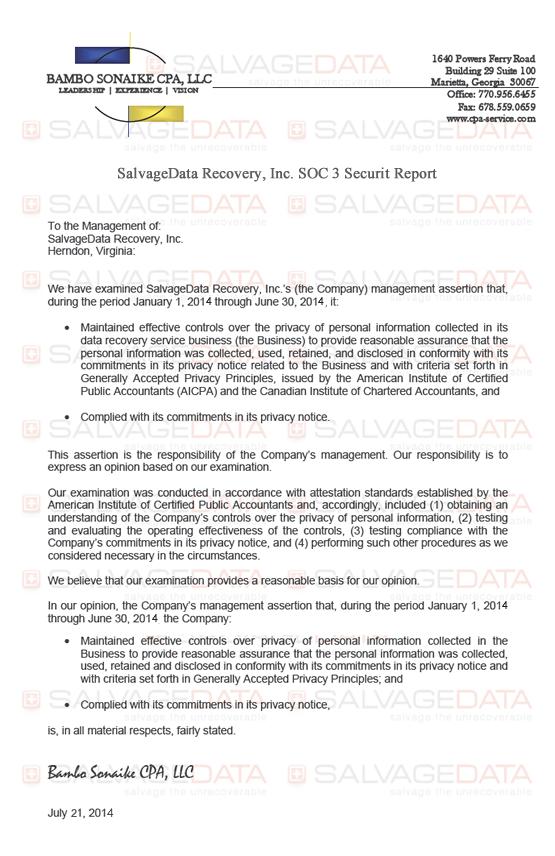 soc3 - SOC III Secure