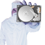 Clean Room Guy - SalvageData