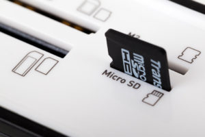 Micro SD Card Data Recovery Services: Learning the Basics