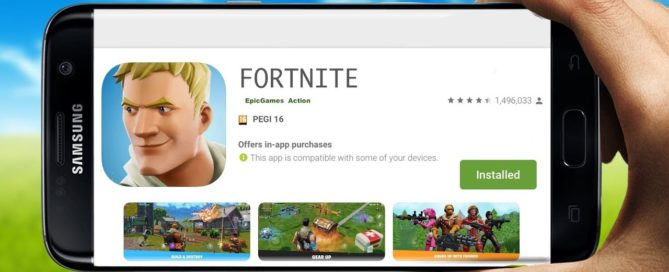 Scammers Are Using Copycat Fortnite Apps to Spread Malware