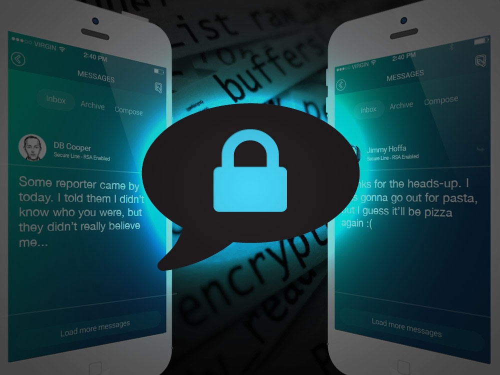 Privacy concerns are on the rise and secure messaging tools offer us a much needed firewall. We've compiled the top secure messaging apps available, which allow anonymous encrypted chat, secure messaging, file transmission & more.