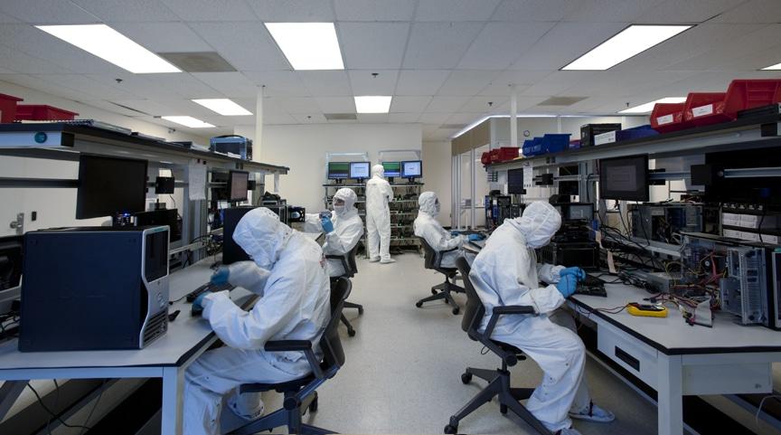 Cool Lab Pic