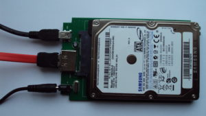 Samsung Hard Drive without enclosure