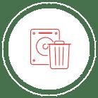 drive wipe salvagedata icon
