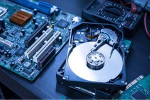 hard drive data hardware failure