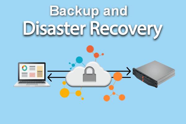 Backup vs Disaster Recovery Plan - SALVAGEDATA