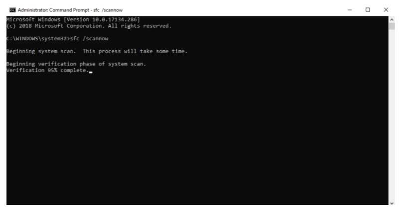 how to fix hard drive errors using File System Checker